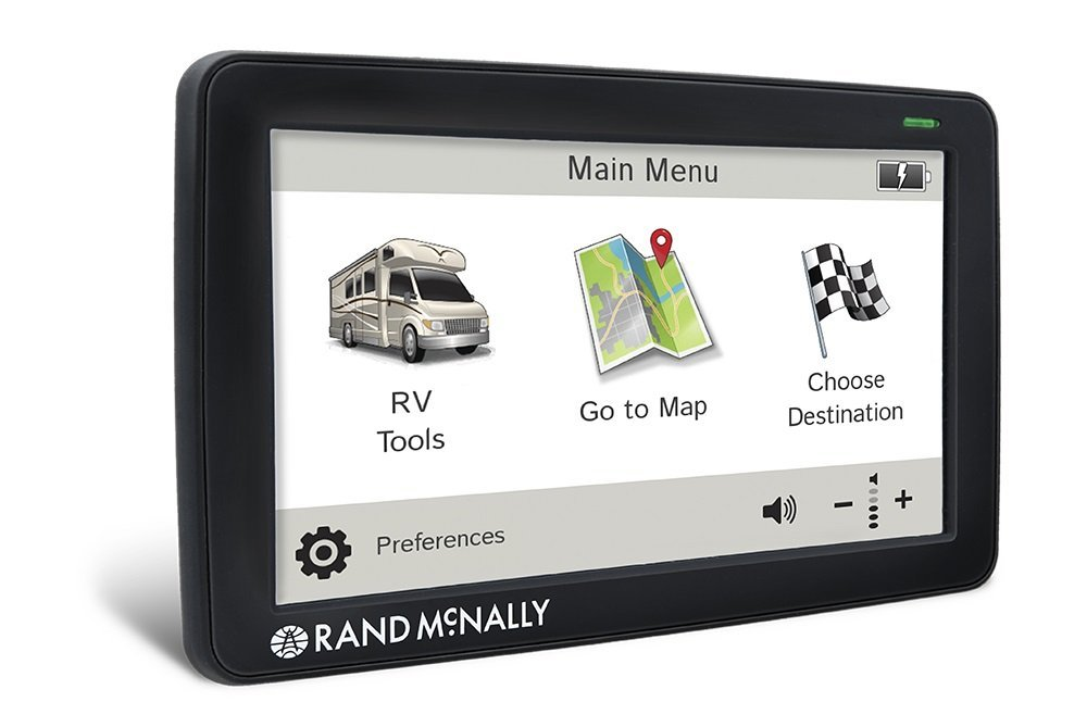 Rand McNally RVND 7730 LM