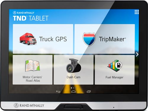 Rand Mcnally Gps >> Rand Mcnally Tnd Tablet Review Best Truck Gps Unbiased Reviews