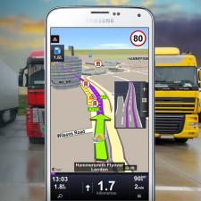 Truck-GPS-Sygic